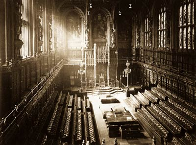 House of Lords victorian era