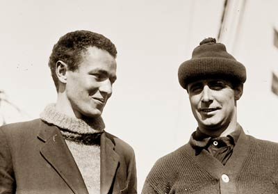 Borup and McMillan, Robert Peary North Pole Expedition