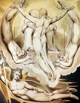 Paradise Lost William Blake