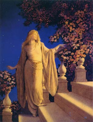 Enchantment Maxfield Parrish