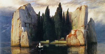 Island of the Dead Arnold Bocklin
