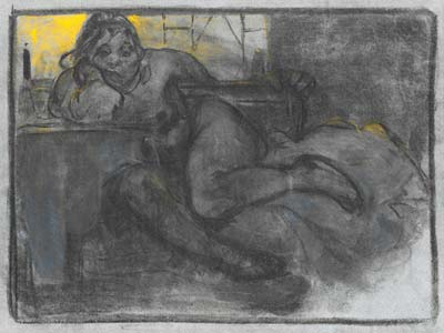 Absinth (Study of a Woman)