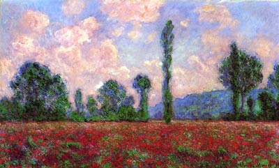 Landscape of Vernon Monet