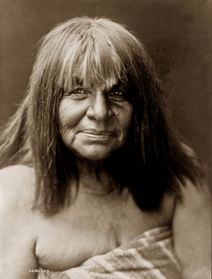Havachach Maricopa Native American Indian Woman 1907