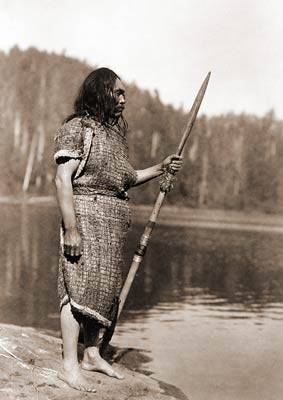 Nootka (Nuu-chah-nulth) Indian (The Whaler)