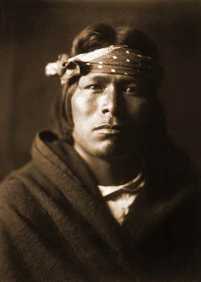 Acoma, Native American Indian, 1905