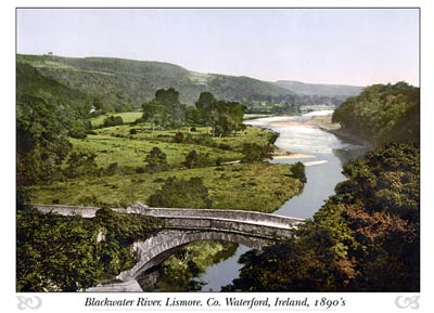Blackwater River. Lismore. Co. Waterford, Ireland