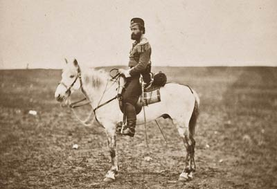Captain Godley, 28th Regiment Crimean War