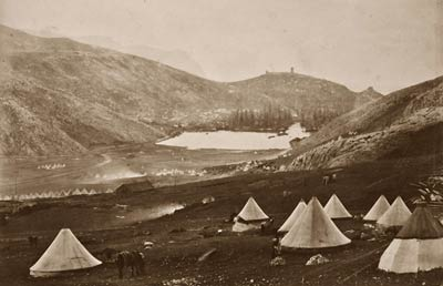 Balaklava, from Guard's Hill Crimean War