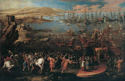 The Landing of the Infanta Maria at Naples
