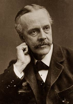 Arthur James Balfour, 1st Earl, British politician