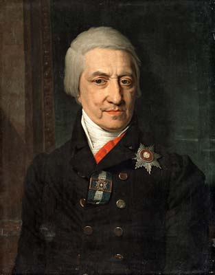 Portrait of koshelev