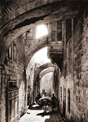 Via Dolorosa (Old Jerusalem), Jesus