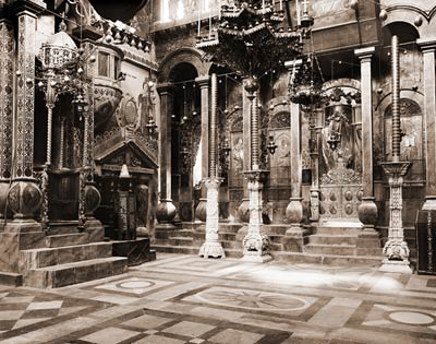 Greek Cathedral, Church of Holy Sepulchre