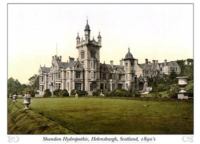 Shandon Hydropathic, Helensburgh, Scotland