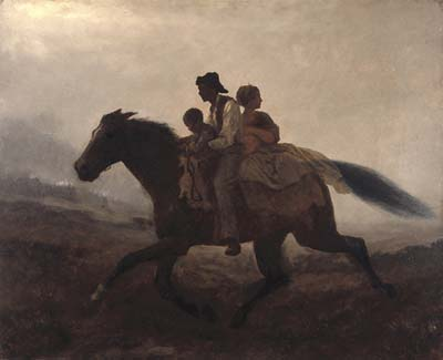 A Ride for Liberty The Fugitive Slaves
