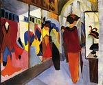 Fashion Store August Macke