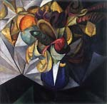 Still life with flowers 1914