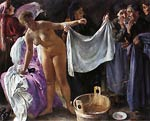 Witches Lovis Corinth