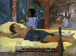 The Birth of the son of God Paul Gauguin