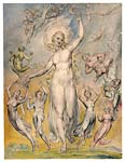 Mirth 1820, William Blake