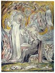 The spirit of plato 1820, William Blake