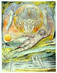 The youthful poet s dream 1820, William Blake