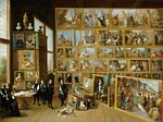 Archduke Leopold William in his Gallery at Brussels
