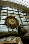 Museum D?orsay clock, Paris