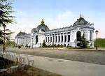 The little Palace, Exposition Universal, 1900, Paris, France