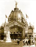 Central Dome, Paris Exposition, 1889