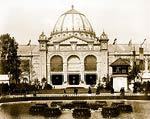 Palace of Fine Arts, Paris Exposition, 1889