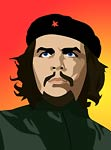 Che Guevara Revolutionary Pop Art