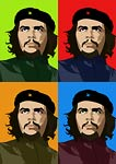 Freedom Fighter Che Pop Art