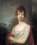 Portrait of the Great Princess Mariya Pavlovna
