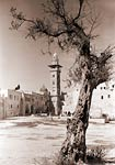 Bible Lands. Jerusalem, Tower of Antonia
