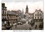 High Street, Dumfries, Scotland