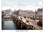 Glasgow Bridge, Scotland,