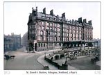 St. Enoch's Station, Glasgow, Scotland
