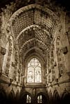 Rosslyn Chapel, Ceiling of Chancel Victorian Britain