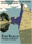Fort Marion National Monument St. Augustine Florida poster