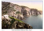 South Stack Rocks, Holyhead, Wales