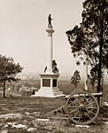 New York Monument, Orchard Knob, Chattanooga, Tennesse 1907