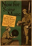 Now for some music - Draft your slacker records WWI Poster
