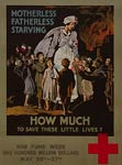 How much to save these little lives? War Poster